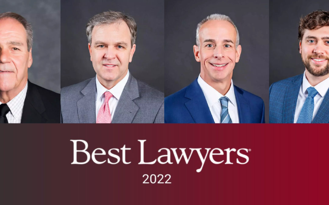 Pittman, Dutton, Hellums, Bradley & Mann, P.C. Attorneys Receive Recognition in The Best Lawyers in America5 min read